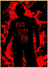 Load image into Gallery viewer, A Nightmare on Elm Street Horror Film posters