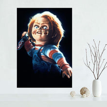 Load image into Gallery viewer, childs play custom Fabric Silk Cloth Posters (See all variants)