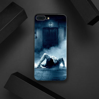 The Ring 3 horror movie Artwork Tpu Soft Silicone Phone Case Cover Shell For Apple iPhone 5 5s Se 6 6s 7 8 Plus X XR XS MAX