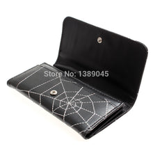 Load image into Gallery viewer, (Almost all sold out 5 left!) Jack Skellington wallet ladys The Nightmare Before Christmas