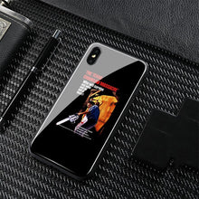 Load image into Gallery viewer, 1974 texas chainsaw massacre Tempered Glass Soft Silicone Phone Case Shell Cover For Apple iPhone 6 6s 7 8 Plus X XR XS MAX