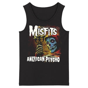 Misfits Heavy Metal Death Metal Thrash Metal Men's New Tank (SEE ALL VARIANTS!)