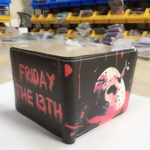New Friday the 13th Wallet