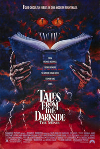 TALES FROM THE DARKSIDE The Movie SILK POSTER
