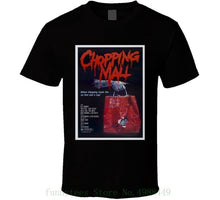 Load image into Gallery viewer, Chopping Mall 80s Cult Classic Horror Movie Tshirt