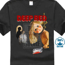 Load image into Gallery viewer, Deep Red T Shirt Dario Argento 1975 Italian Horror