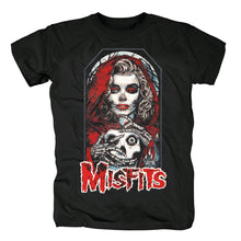 Load image into Gallery viewer, The Misfits Vampire Friday The 13th Album Thrash Metal Rock Black ( SEE ALL VARIANTS)