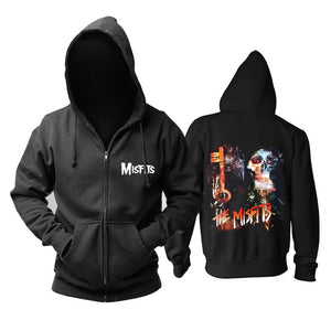 The Misfits Box Set album Hardcore Punk rock band new hoodie