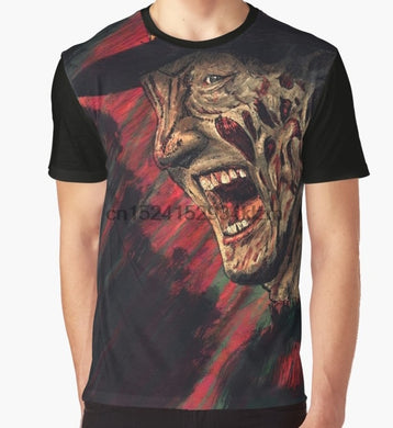 All Over Print T-Shirt Freddy Krueger