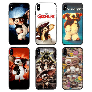 Gremlins For iPhone 4 4S 5 5S 5C SE 6 6S 7 8 Plus X XR XS Max iPod Touch 4 5 6 Hard Phone Case