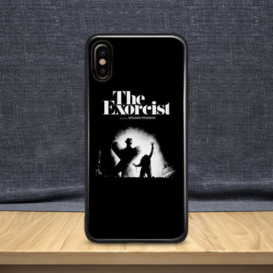 The exorcist vinyl Horror film Soft Silicone Phone Case Cover Shell For Apple iPhone 5 Se 5s 6 6s 6Plus 6sPlus 7 8 7Plus 8Plus X