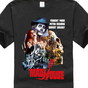 Mad House Movie T Shirt All Sizes S 4Xl Vincent Price