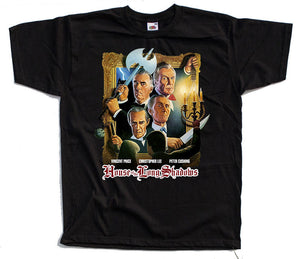 House Of The Long Shadows Vincent Price Tshirts