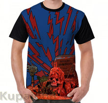Load image into Gallery viewer, Creepshow- Fathers Day Zombie T-Shirt