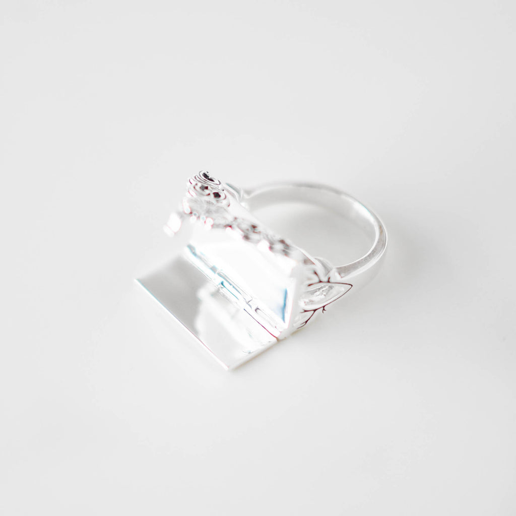 Cachet Envelope Ring