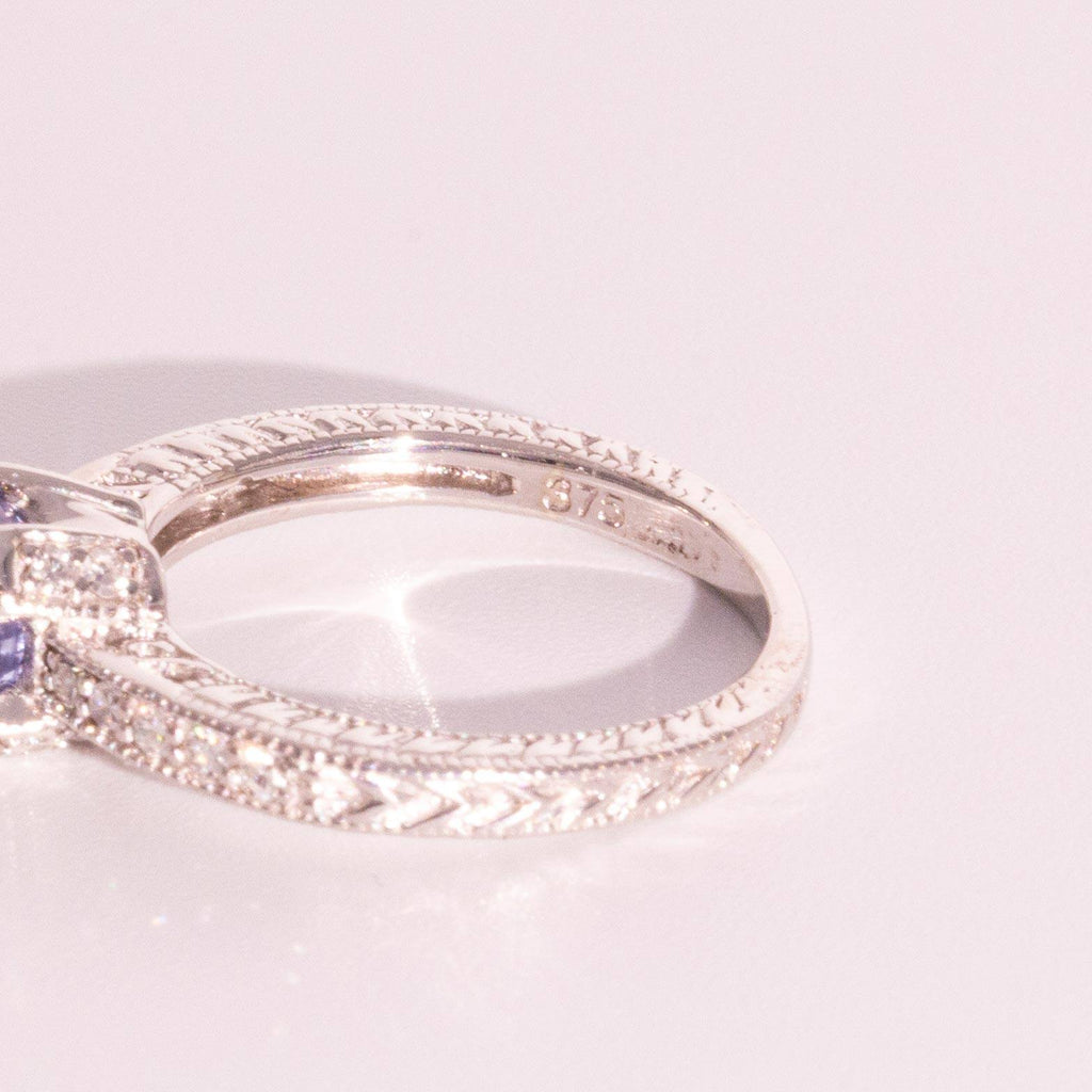 Beata Diamond Ring Rings Imperial Jewellery - Auctions, Antique, Vintage & Estate