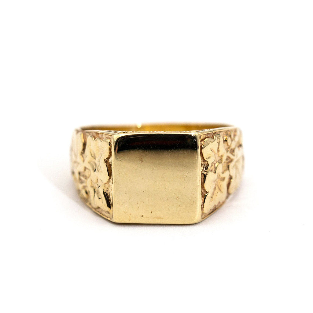 Blakely Signet Ring Rings Imperial Jewellery - Auctions, Antique, Vintage & Estate