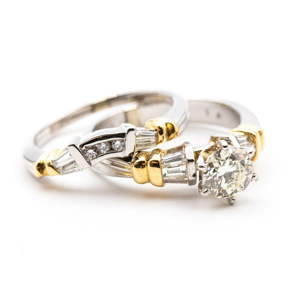 Dakota 1ct Diamond Bridal Rings