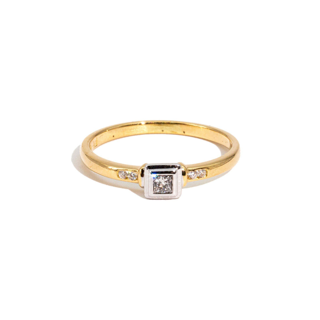 Kate Diamond Ring