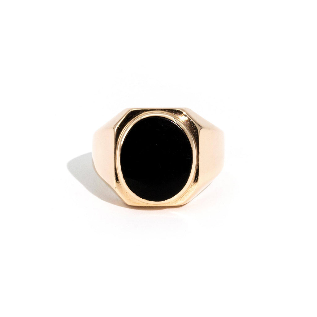 Peterson Onyx Ring