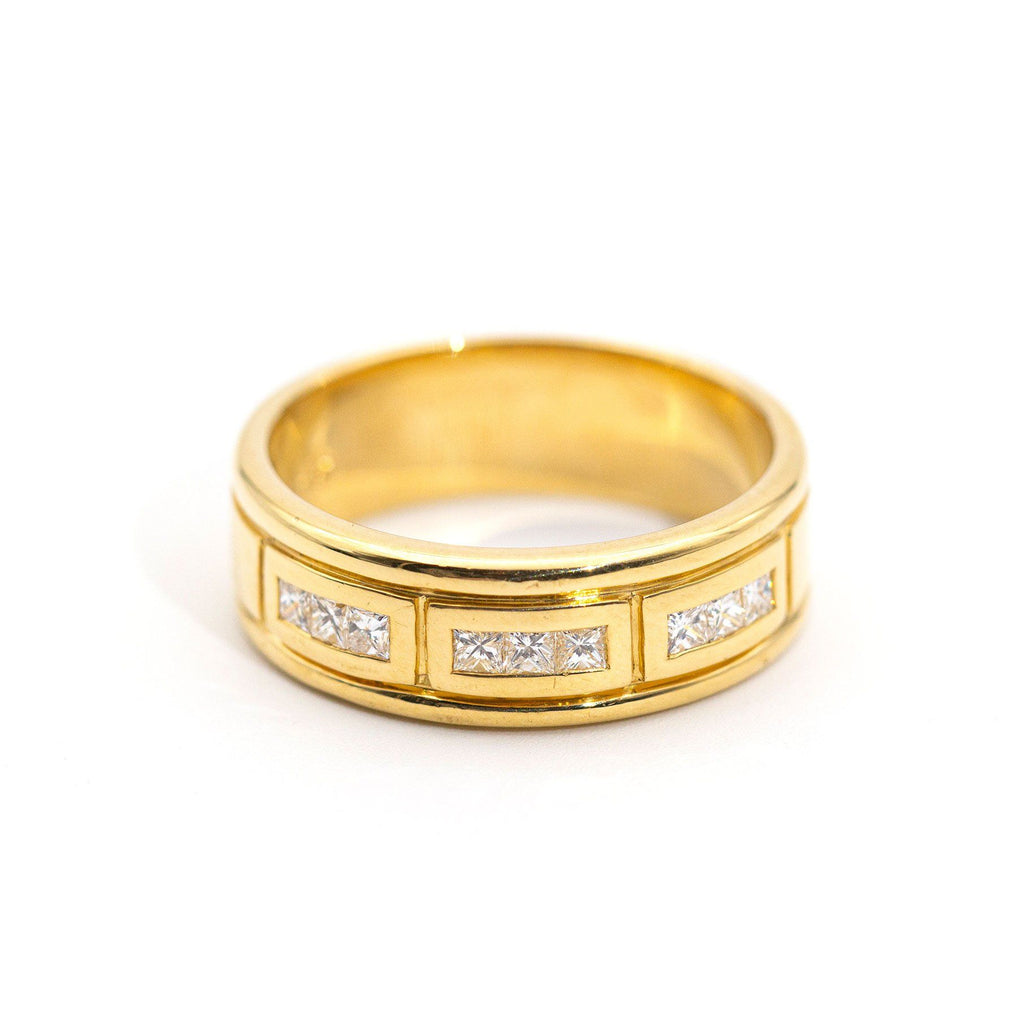 Rhett Diamond Ring