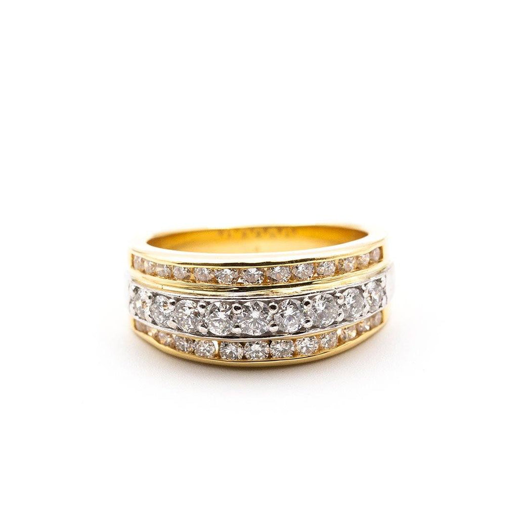 Samara Diamond Ring