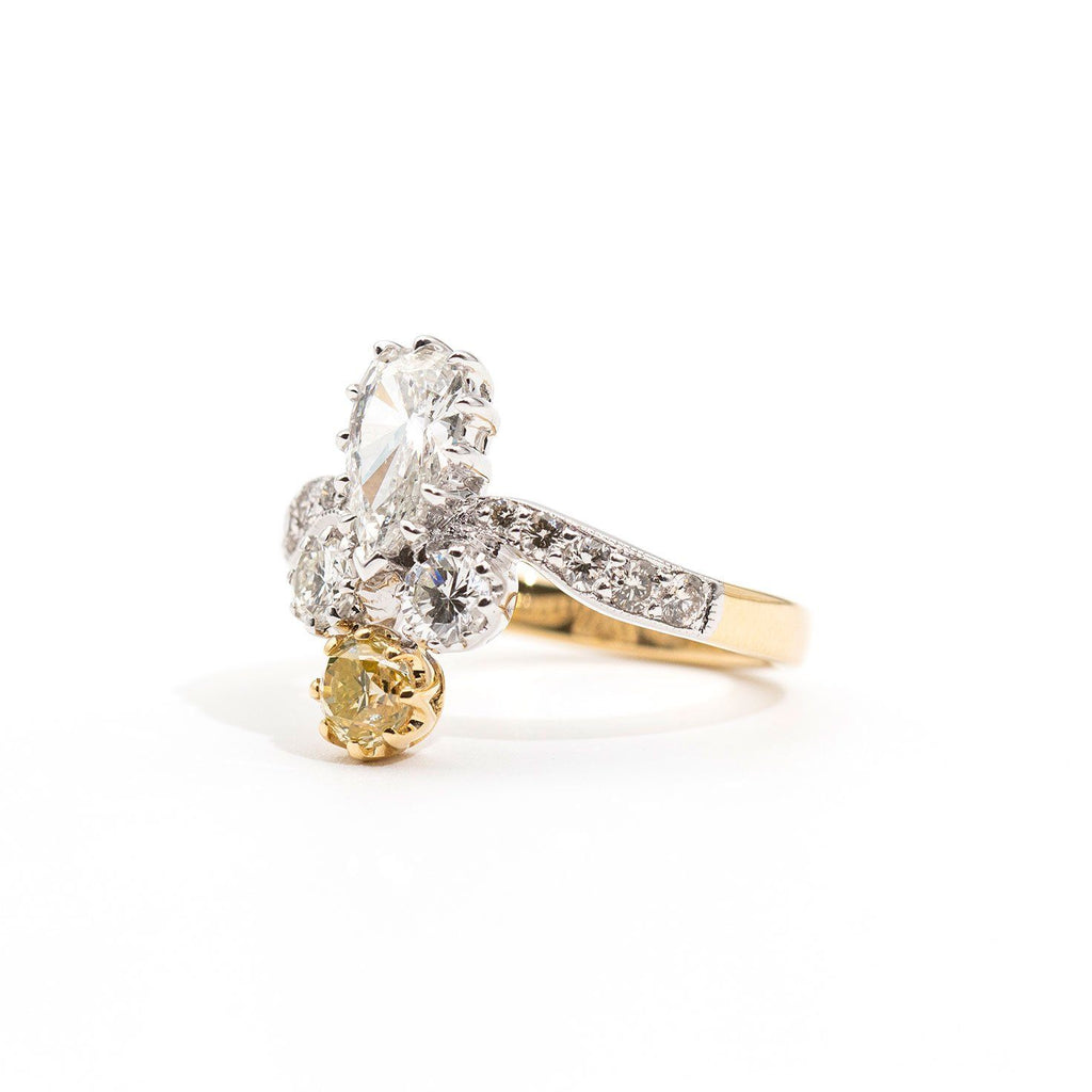 Saville Diamond Ring
