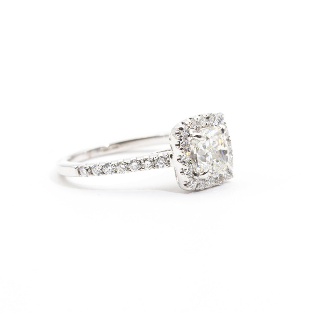 Vivienne 1.46ct Diamond Ring