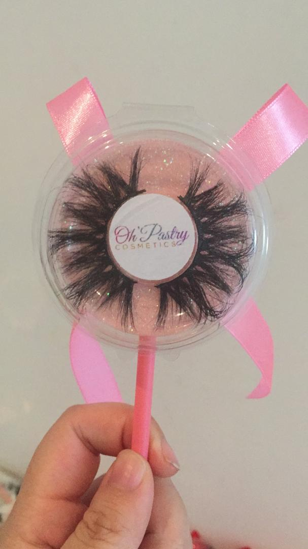 Sweet Pop Fluffy 25 mm Eyelashes