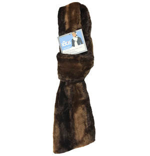 180s Fashion Faux Fur Scarf