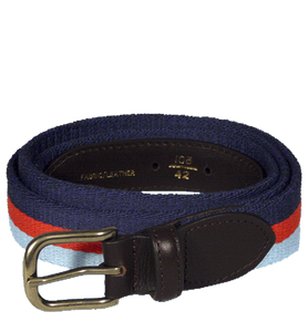Help for Heroes Belt - Brown Leather