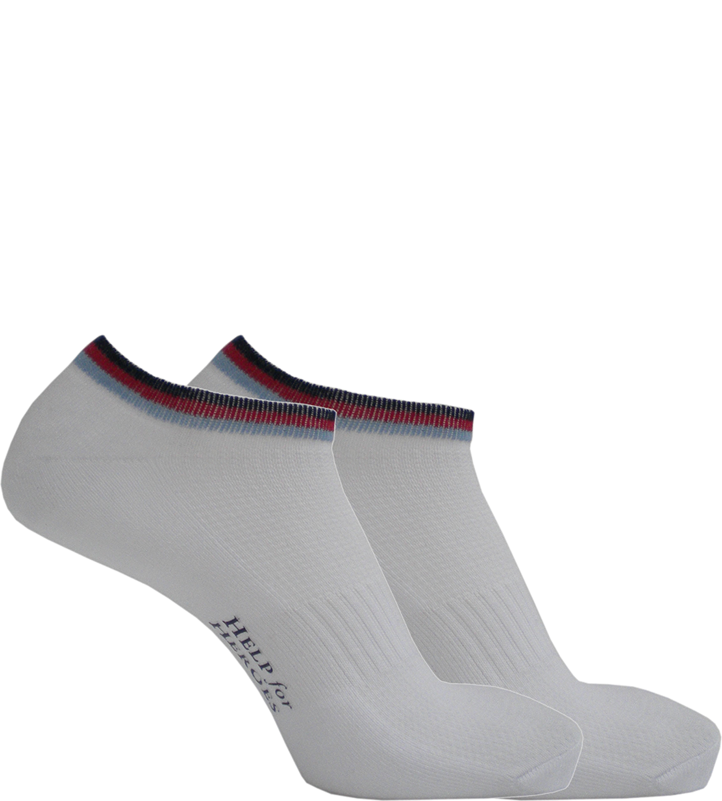 Help for Heroes Sport Trainer 2pk Socks