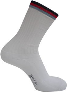 Help for Heroes Tennis Crew 1pk Sock