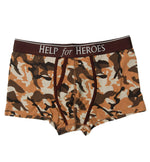 Help for Heroes Trunk 1pk