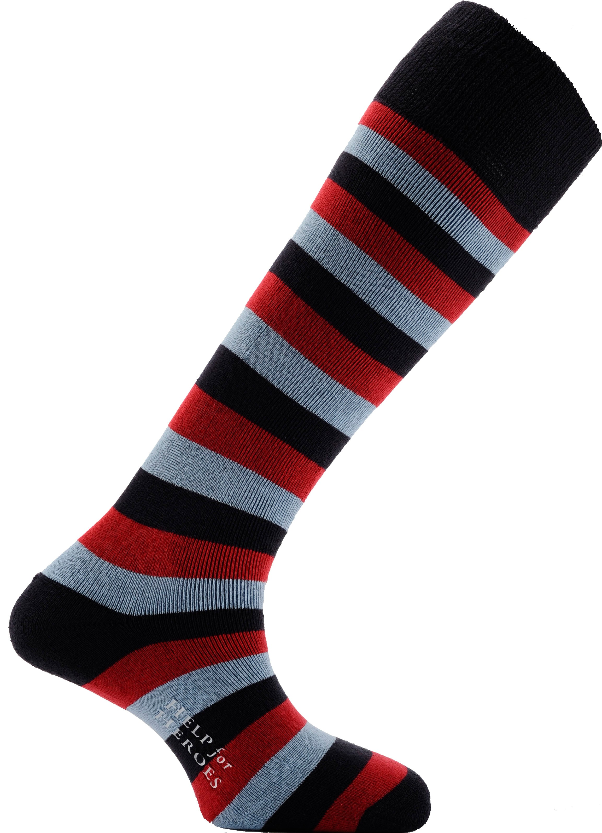 Help for Heroes Welly Boot Sock