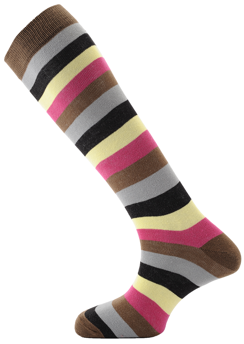 Horizon Harlequins Long Dress Sock