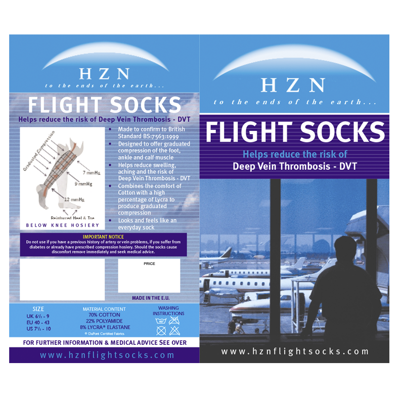 Horizon Travel/Flight Sock