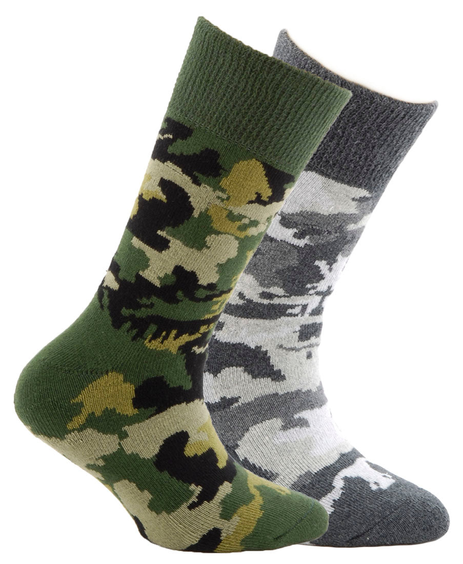 Horizon Kid's Leisure 2pk Socks