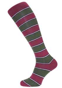 Horizon The Leys School of Cambridge Long Dress Sock
