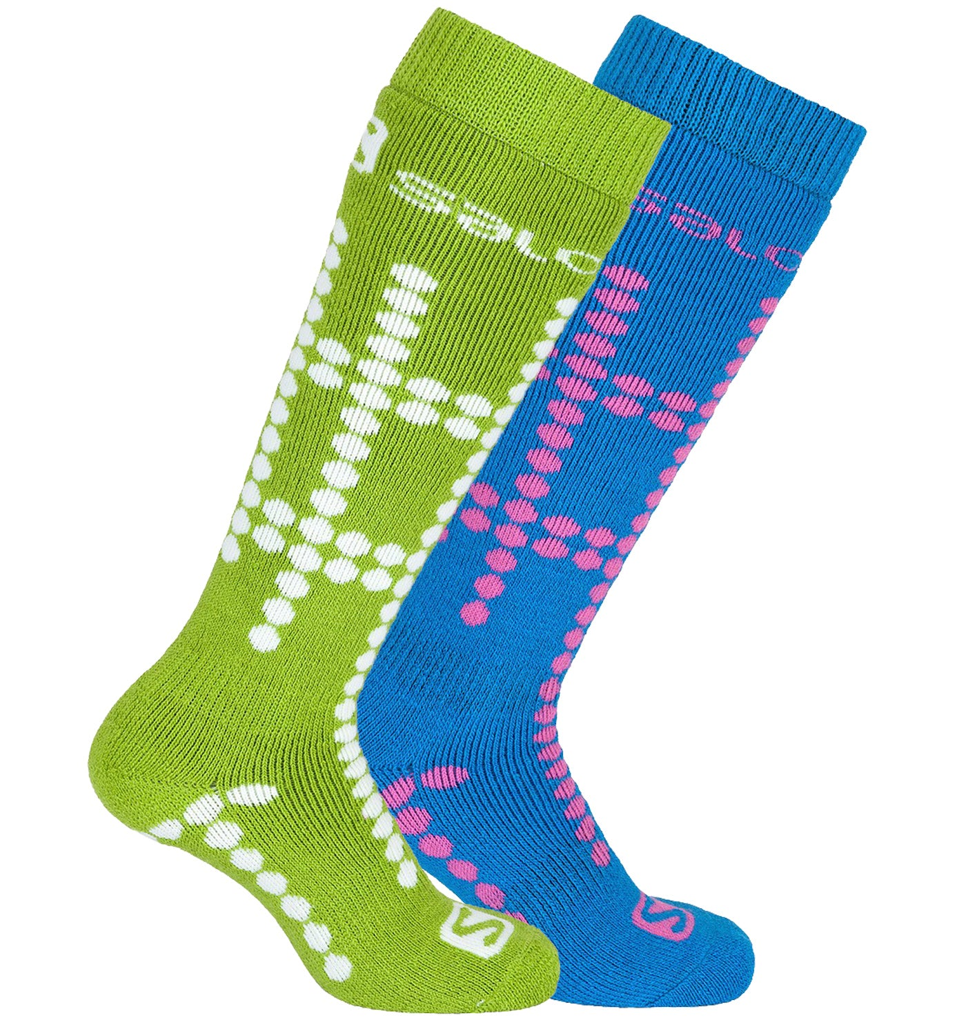 Salomon Team Junior 2pk Socks
