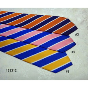 133312 Silk Repp Stripe