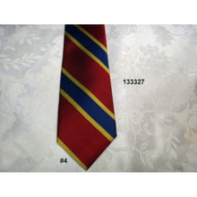 Load image into Gallery viewer, 133327 Silk Repp Stripe