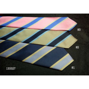 133327 Silk Repp Stripe