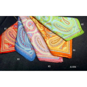 A1084 Silk Pocket Square