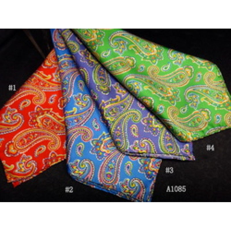 A1085 Silk Pocket Square