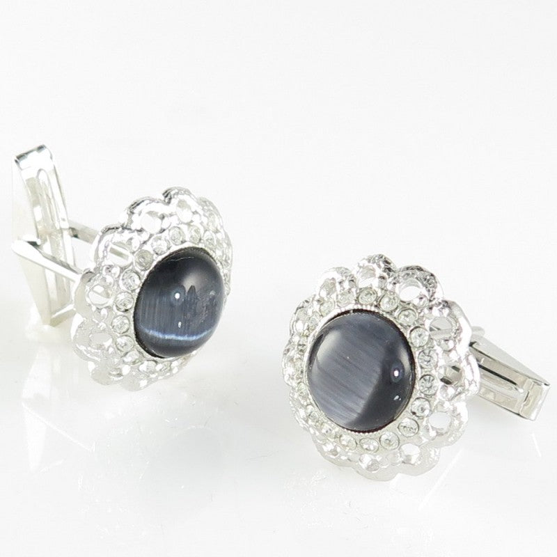 SC105 Sterling Blue Stone