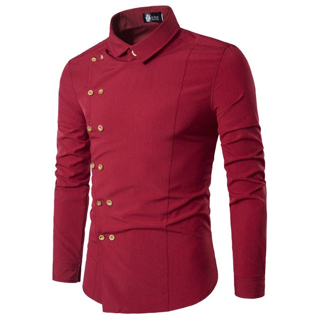 Commander Dress Shirt