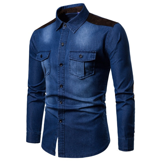 Maestro Denim Shirt