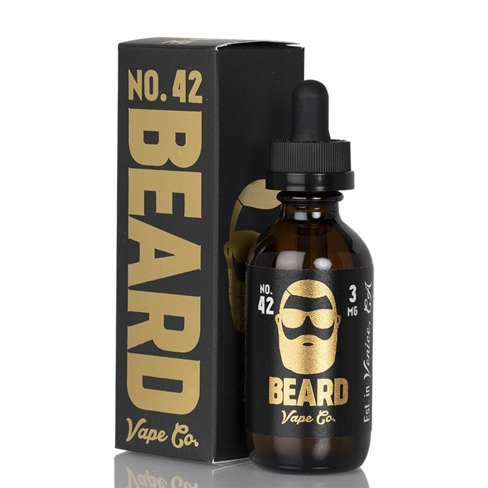 BEARD VAPE CO. NO.42 - 60ML EDITION - Vapers Dubai