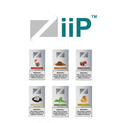 ZIIP PODS FOR JUUL DEVICE